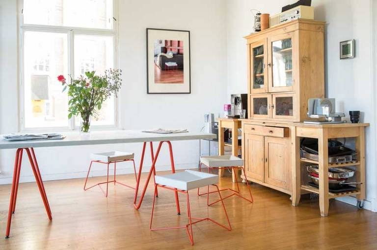 Esstisch mit Betonplatte – Gestaltungsmöglichkeiten mit Beton